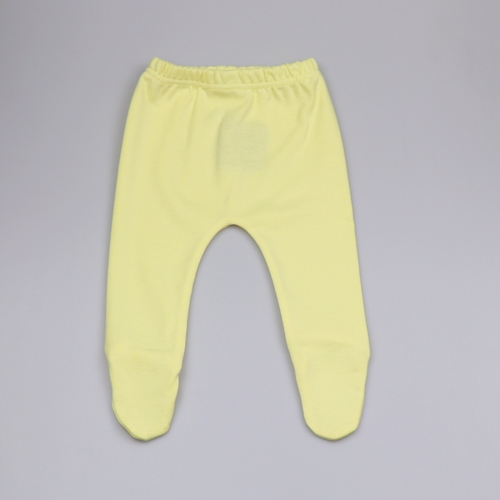Kukukk Pocaknadrág pamut #68 sárga basic Myrtle