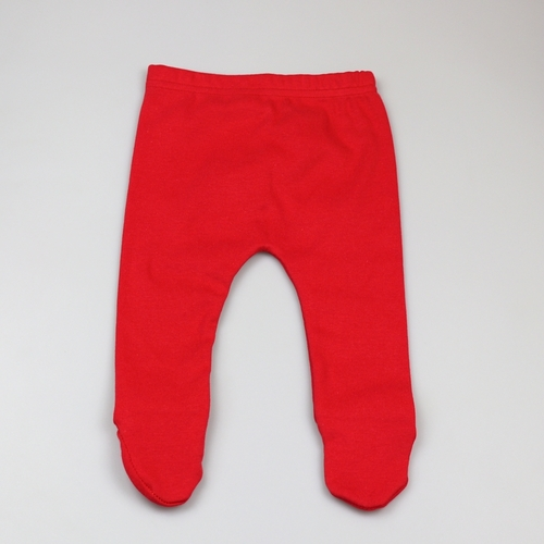 Kukukk Pocaknadrág pamut 68 piros basic Myrtle