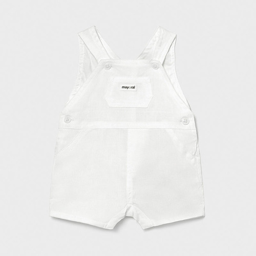 Mayoral Kantáros nadrág #0-1 hó #55cm #Blanco #1650