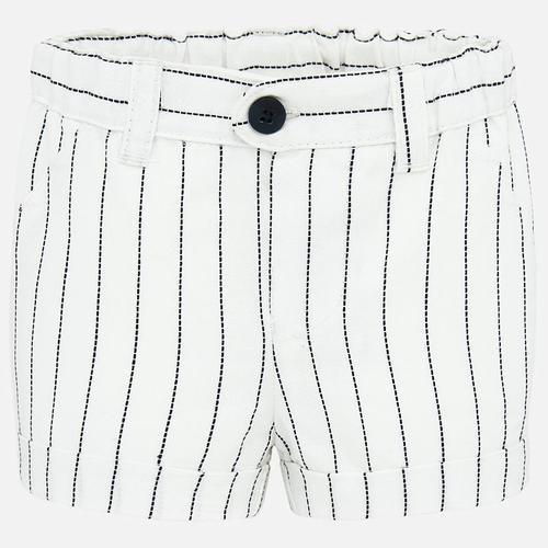 Mayoral Nadrág 0-1 hó 55 cm fehér-kék csíkos #1262 2020