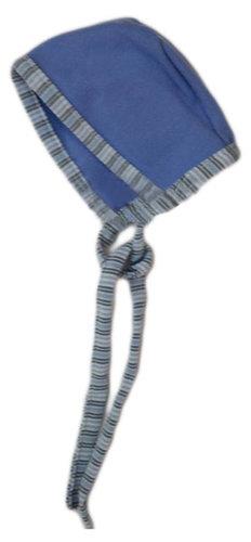 Vaganza újszülött cérnasapka #kék #36
