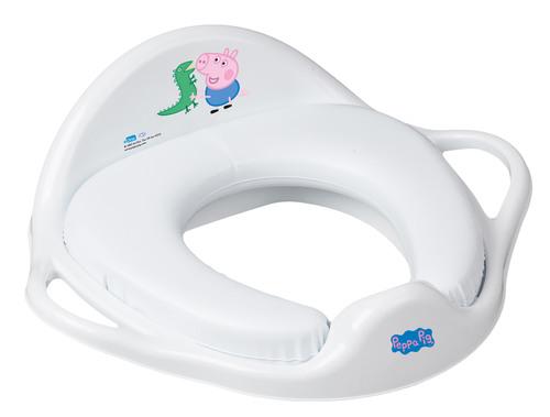 Tega Puha WC-szűkítő #Peppa Pig fehér/kék