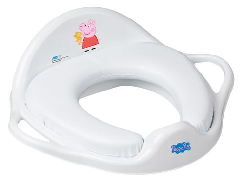 Tega Puha WC-szűkítő #Peppa Pig fehér/rózsaszín