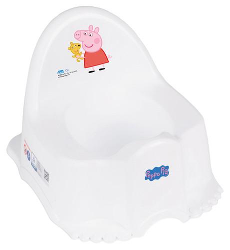 Tega Zenélő Bili #Peppa Pig fehér/rózsaszín
