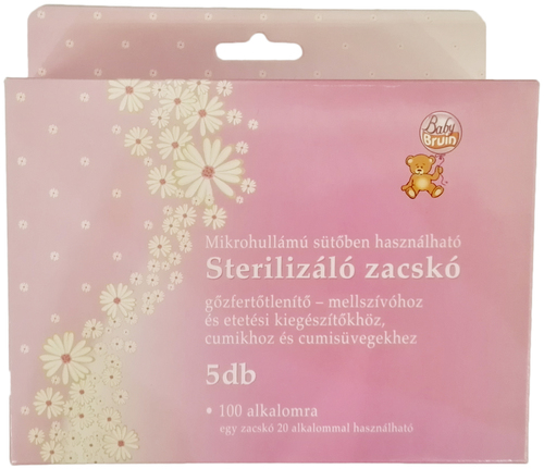 Babybruin Sterilizáló zacskó #55042980