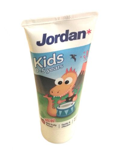 Jordan Fogkrém málna ízű #0-5 év #50ml #dinó #57000015