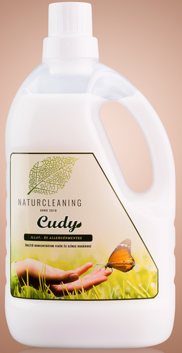 Cudy NaturCleaning Öblítő illatmentes koncentrátum 1.5L