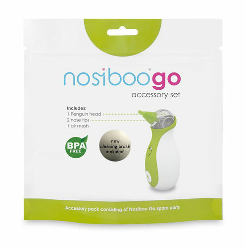 Nosiboo Go Accessory Set #Green #ACS-02-03