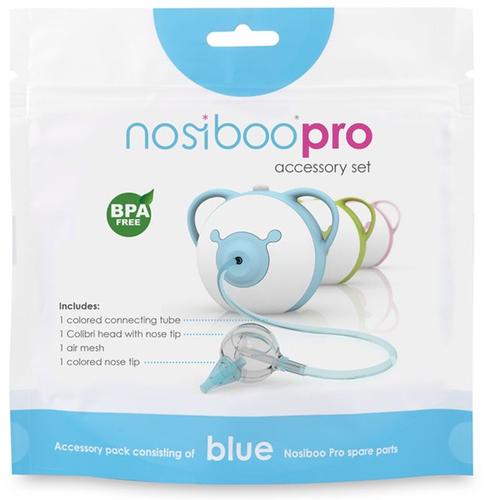 Nosiboo Pro Accessory Set #Blue #ACS-01-01