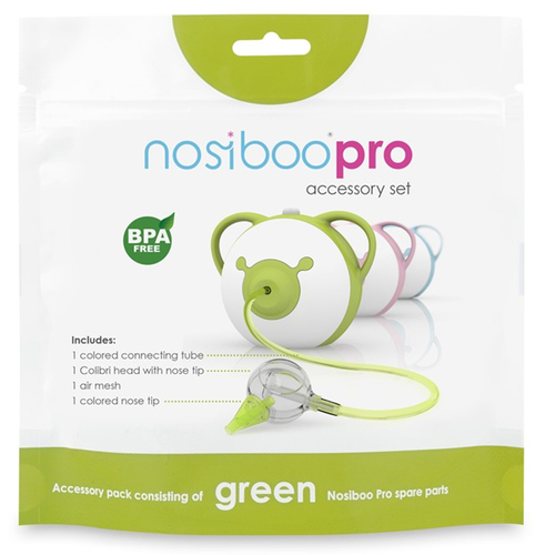 Nosiboo Pro Accessory Set #Green #ACS-01-03