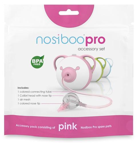 Nosiboo Pro Accessory Set #Pink #ACS-010-02