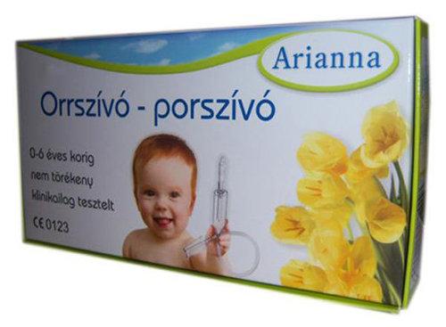 Arianna porszívós orrszívó