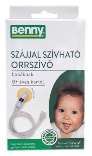 Dr. Benny Orrszívó szájjal szívható