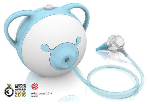 Nosiboo Pro elektromos orrszívó #kék #NO-01-01