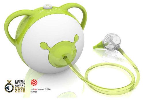 Nosiboo Pro elektromos orrszívó #zöld #NO-01-03