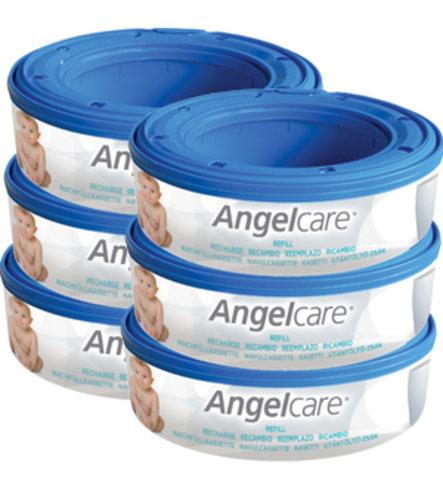 Angelcare Captiva Utántöltő 6-os csomag