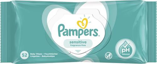 Pampers Nedves törlőkendő utántöltő Sensitive #52db