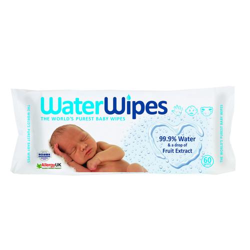 WaterWipes Nedves törlőkendő #60db
