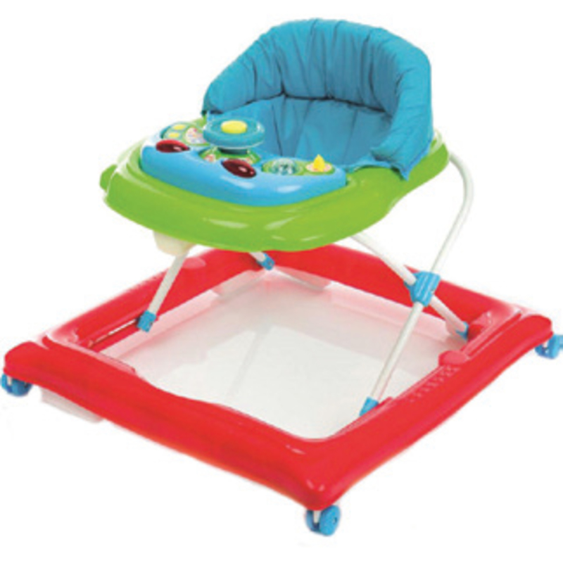 Fillikid bébikomp BG1630 zöld piros alj kék üléssel - Bébikomp ... adac4670a7