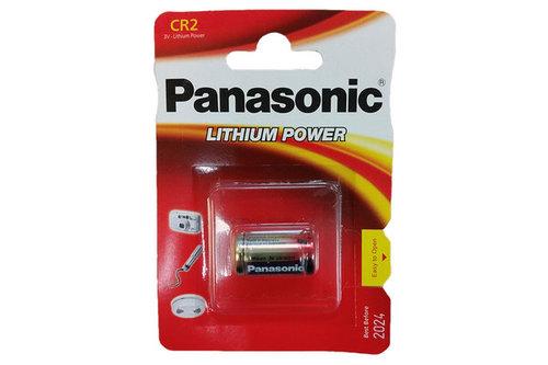 Snuza elem #Panasonic CR2-Pan lítium elem