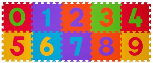Babyono Szivacspuzzle 10db számok #274