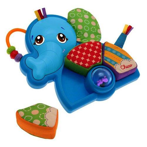 Chicco Kirakós csörgős játék Elefánt #CH007205