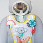 Taftoys autós játék babafigyelő tükörrel Koala #12485