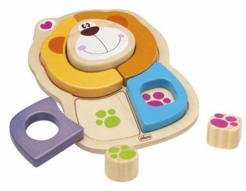 Chicco Fa puzzle oroszlán #CH005167