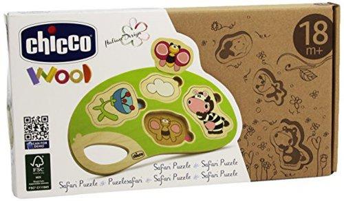 Chicco Fa szafari puzzle #CH005136