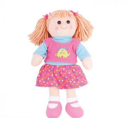 Bigjigs Rongybaba 38cm Susie #BJD039