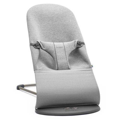 Babybjörn Balance Bliss pihenőszék #Light Grey 3D Jersey #006072A