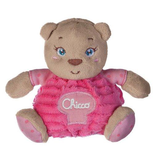 Chicco Plüss mackó pink 0hó #CH0074951