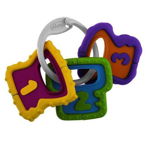 Chicco Rágóka csörgő kulcsok #0059530