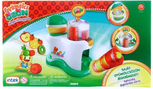 GyümölcsÖzön Jégkrémgyár játék