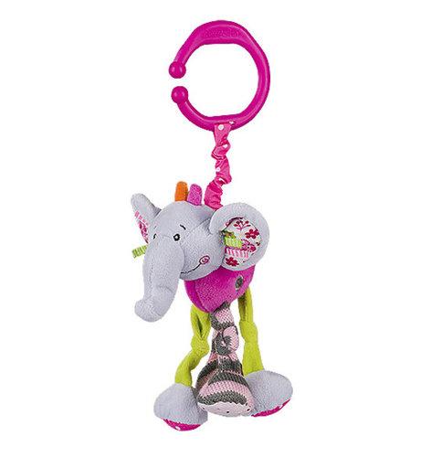 BABYONO felakasztható rezgő elefánt #1280