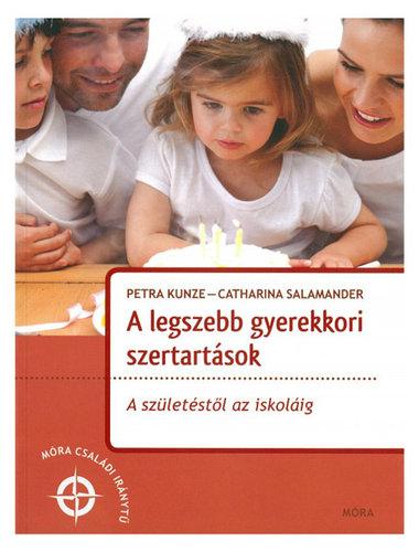 Könyv - A legszebb gyerekkori szertartások