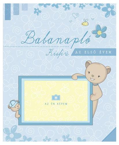Könyv - Babanapló Kisfiú
