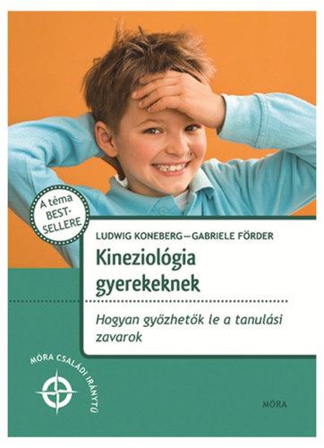 Könyv - Kineziológia gyerekeknek
