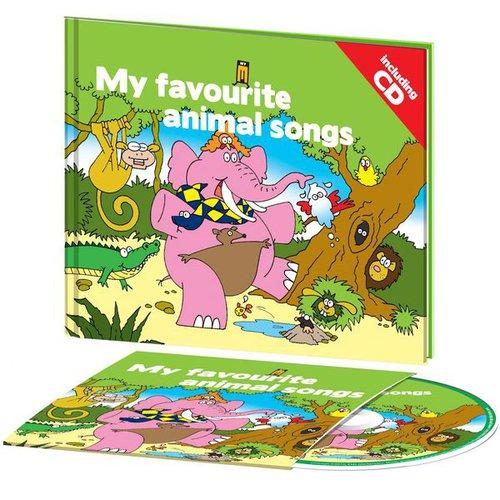 CD - My favourite animal songs