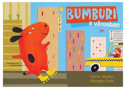 Könyv - Bumburi a városban