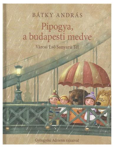 Könyv - Pipogya a budapesti medve