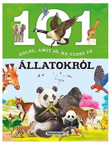 Könyv - 101 dolog, amit jó ha tudsz az állatokról