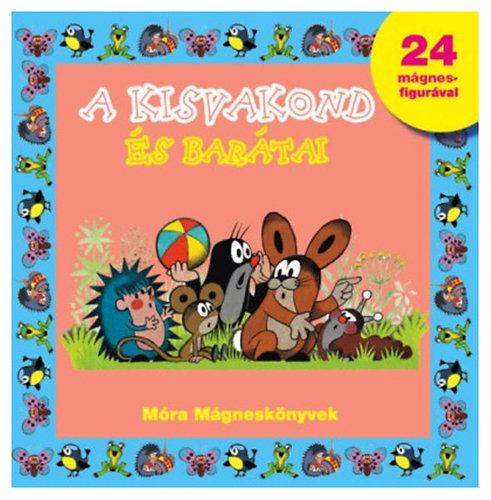 Csak Klubtagoknak! Könyv - A kisvakond és barátai - Móra Mágneskönyvek