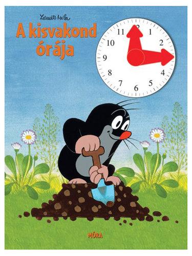 Könyv - A kisvakond órája