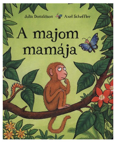 Könyv - A majom mamája