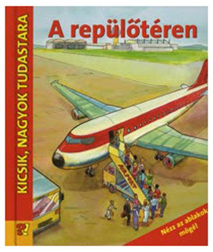 Könyv - A repülőtéren