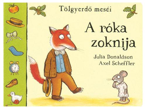 Könyv - A róka zoknija