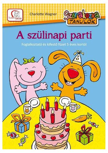 Könyv - A szülinapi parti