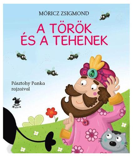 Könyv - A török és a tehenek