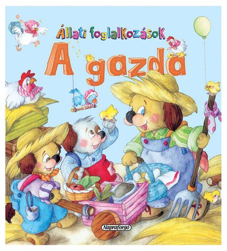 Könyv - Állati foglalkozások - A gazda
